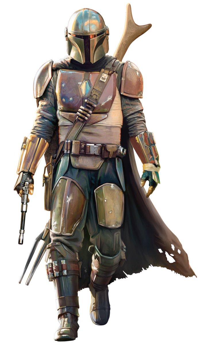 The Mandalorian Beskar Armor Left and Right Vambrace Cosplay