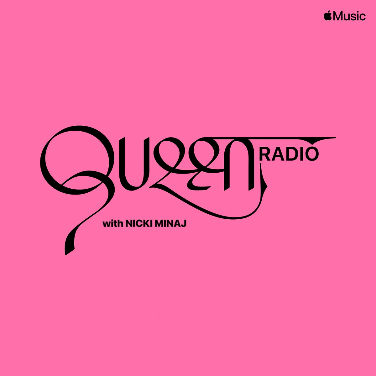 #QueenRadio first episode of the decade tmrw @ 3pm EST‼️‼️‼️‼️. Keep #YikesOutNow in your tweets to win stuff 😛