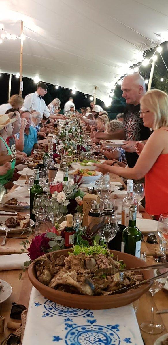 @Nederburg @capetowntg #HarvestFestival #harvesttable