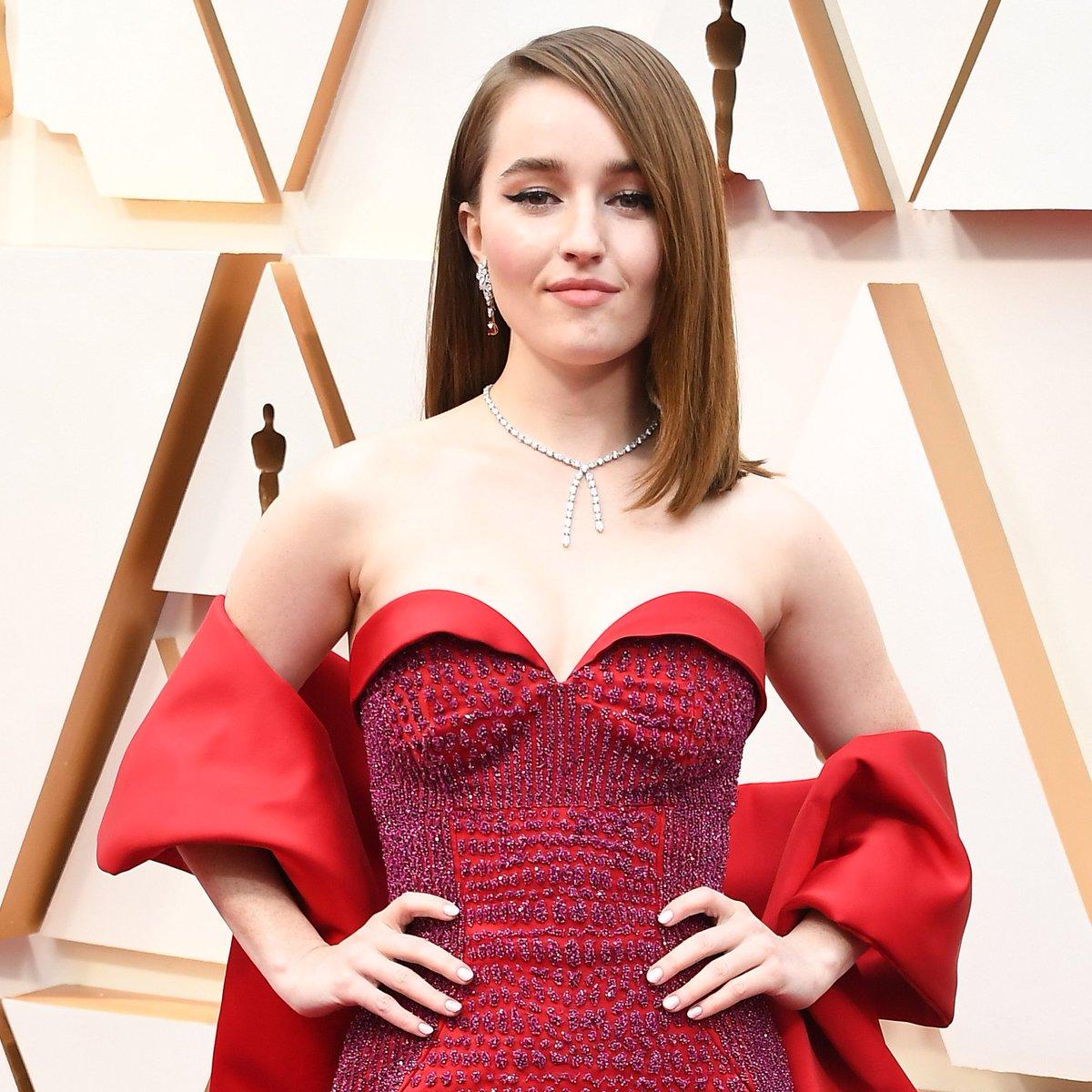 Кейтлин на Оскаре 2020 в Луи Вуиттон (который никому не понравился)