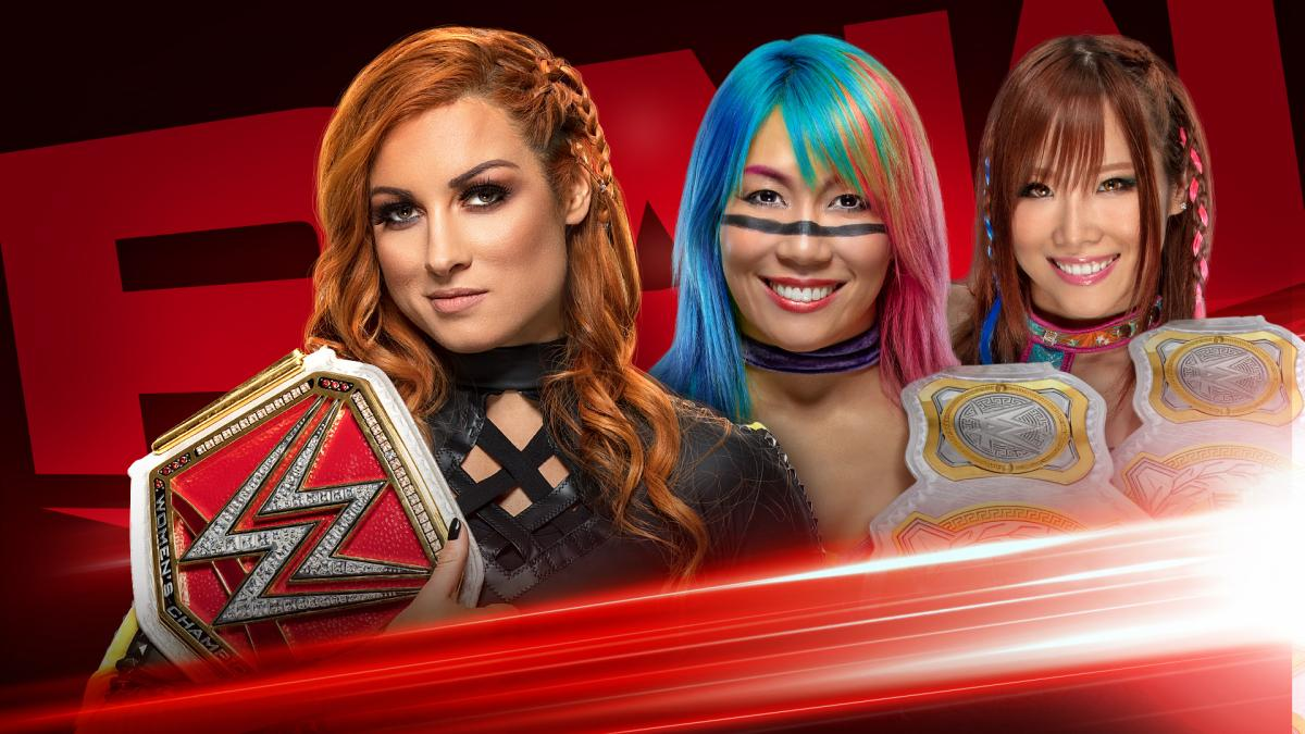 WWE RAW Preview For Tonight: Eight-Man Match With Top Stars, Becky Lynch To Defend Her Title