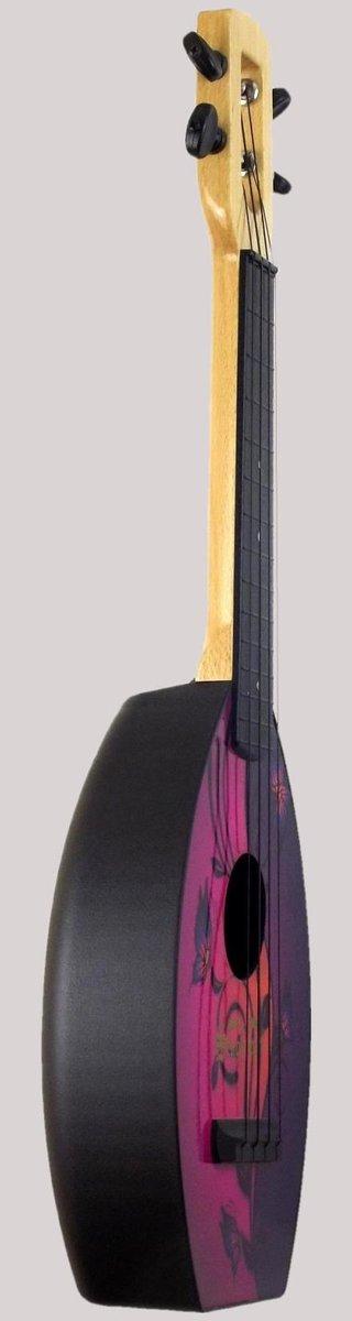 licenced flea butterfly ukulele