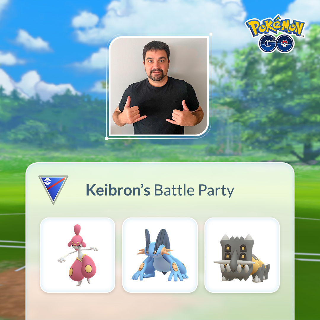 Trying to figure out which Pokémon should be in your Great League teams? Here's a look at the team compositions from some of your favorite Pokémon GO content creators! #GOBattle