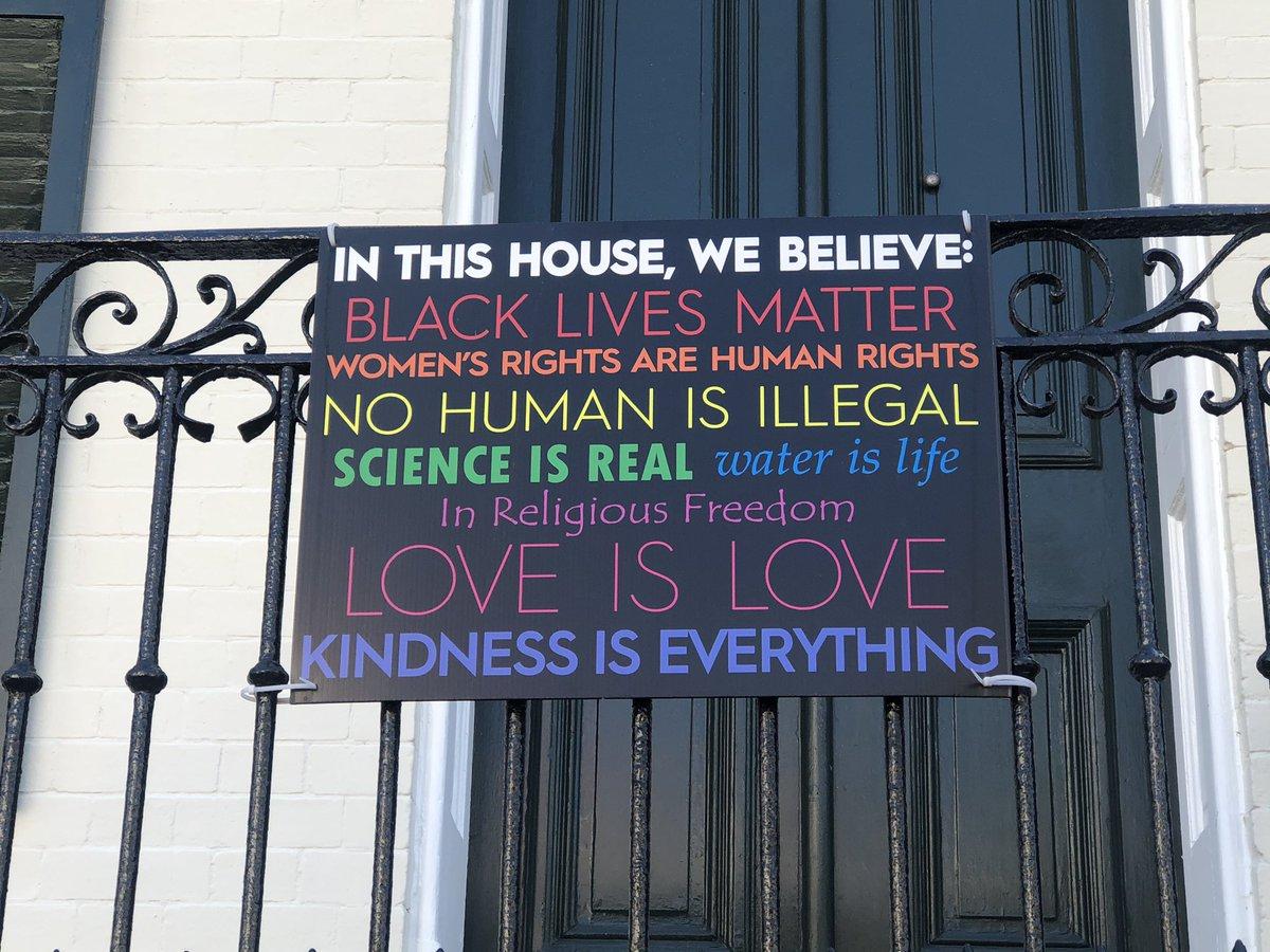 Love this community! Folks in my neighborhood get it!