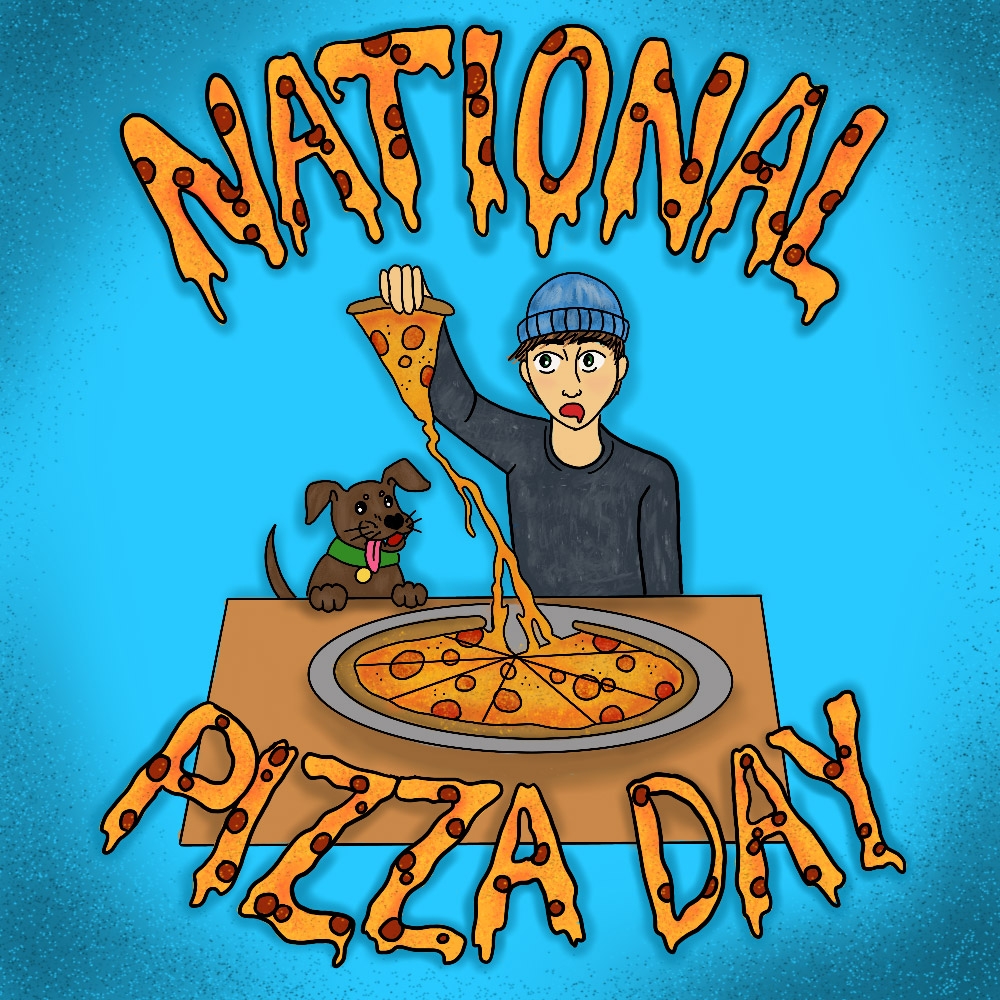 Happy National Pizza Day! What's your favorite pizza spot in Austin? 🍕🤤 #nationalpizzaday #pizzaday