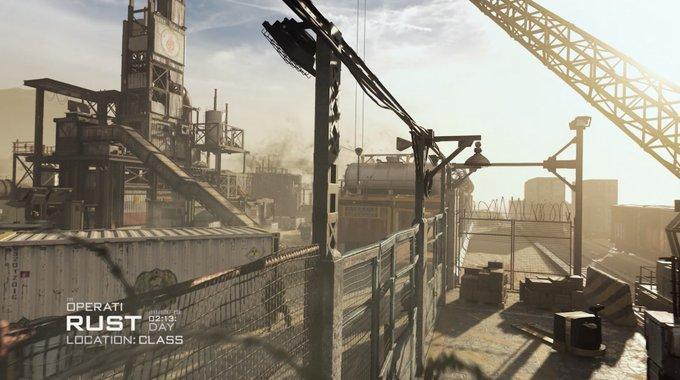 Rust Modern Warfare