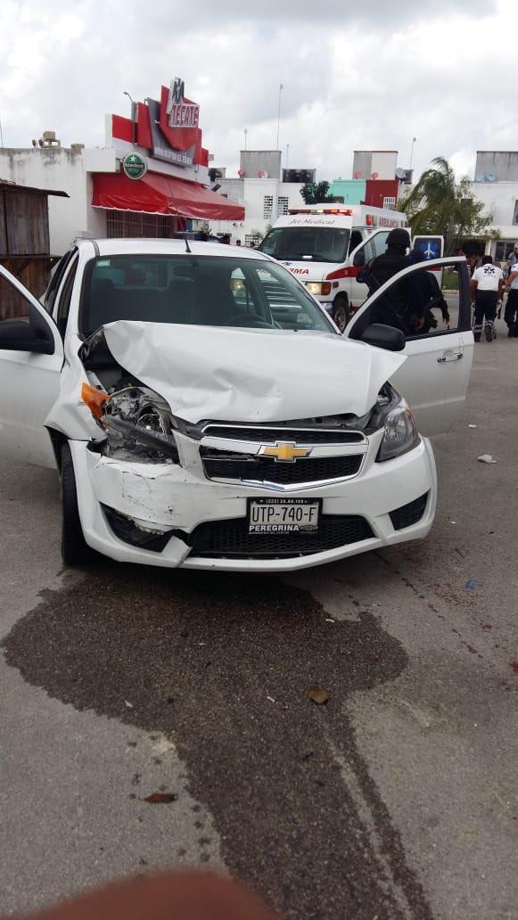Asesinada a balazos en Cancún
