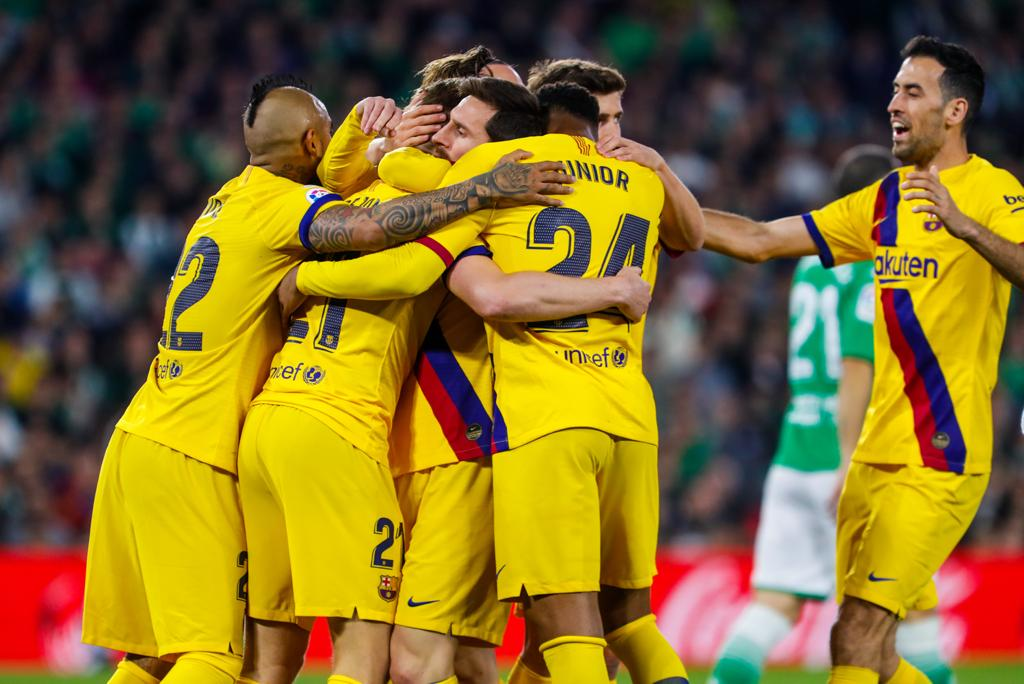Реал Бетис - Барселона