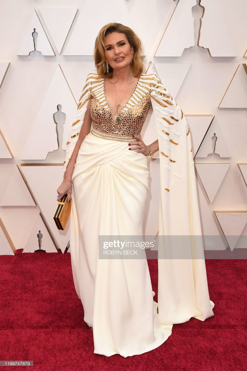 Image result for youssra at oscars