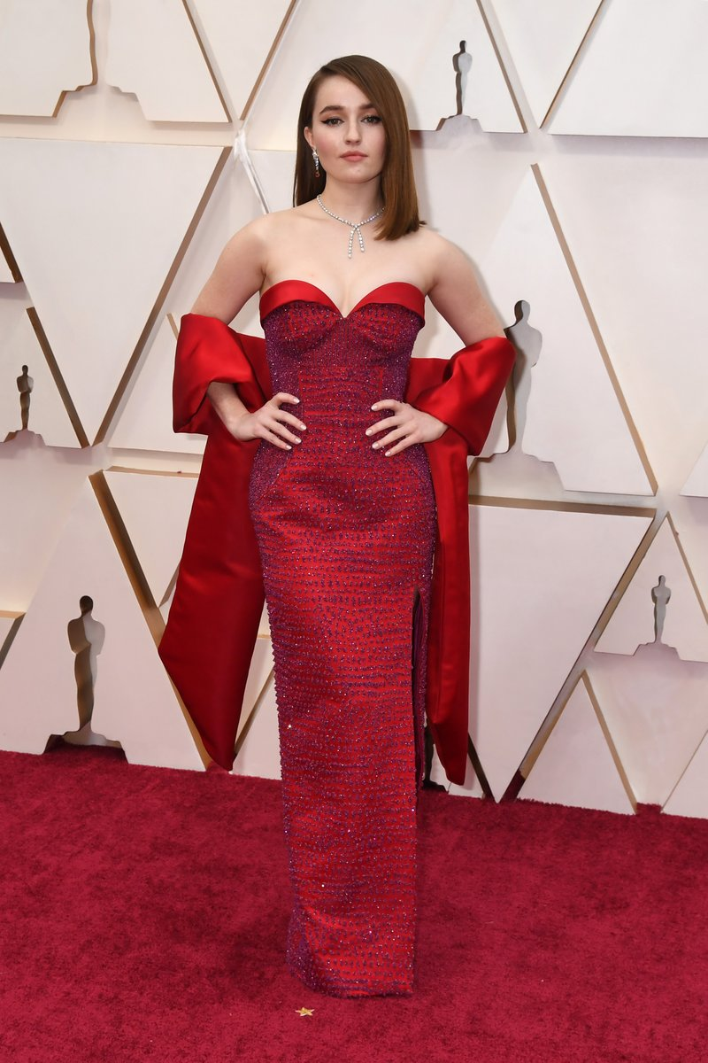 the (sustainable) glamour of it all! #Oscars