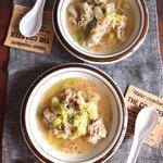 余ったネギを大量に消費したい時に是非!絶品「ネギ豚塩だれスープ」のレシピ!