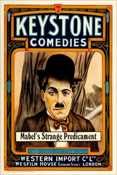 Today in #SilentFilm / #ComedyMovie history: #OnThisDate in 1914 #MabelsStrangePredicament starring #CharlieChaplin debuted.pic.twitter.com/AY343DwyGF