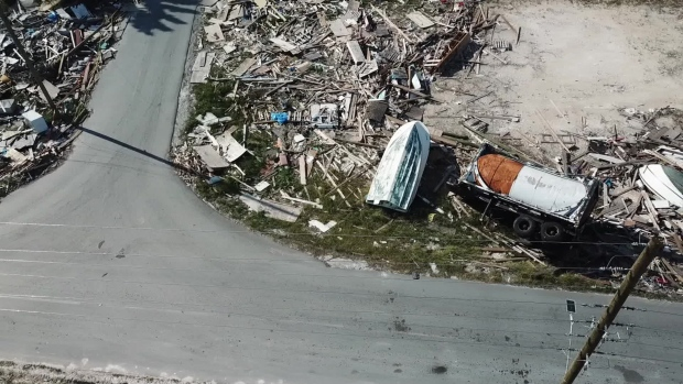 Bahamas struggle to recover before the next hurricane season arrives