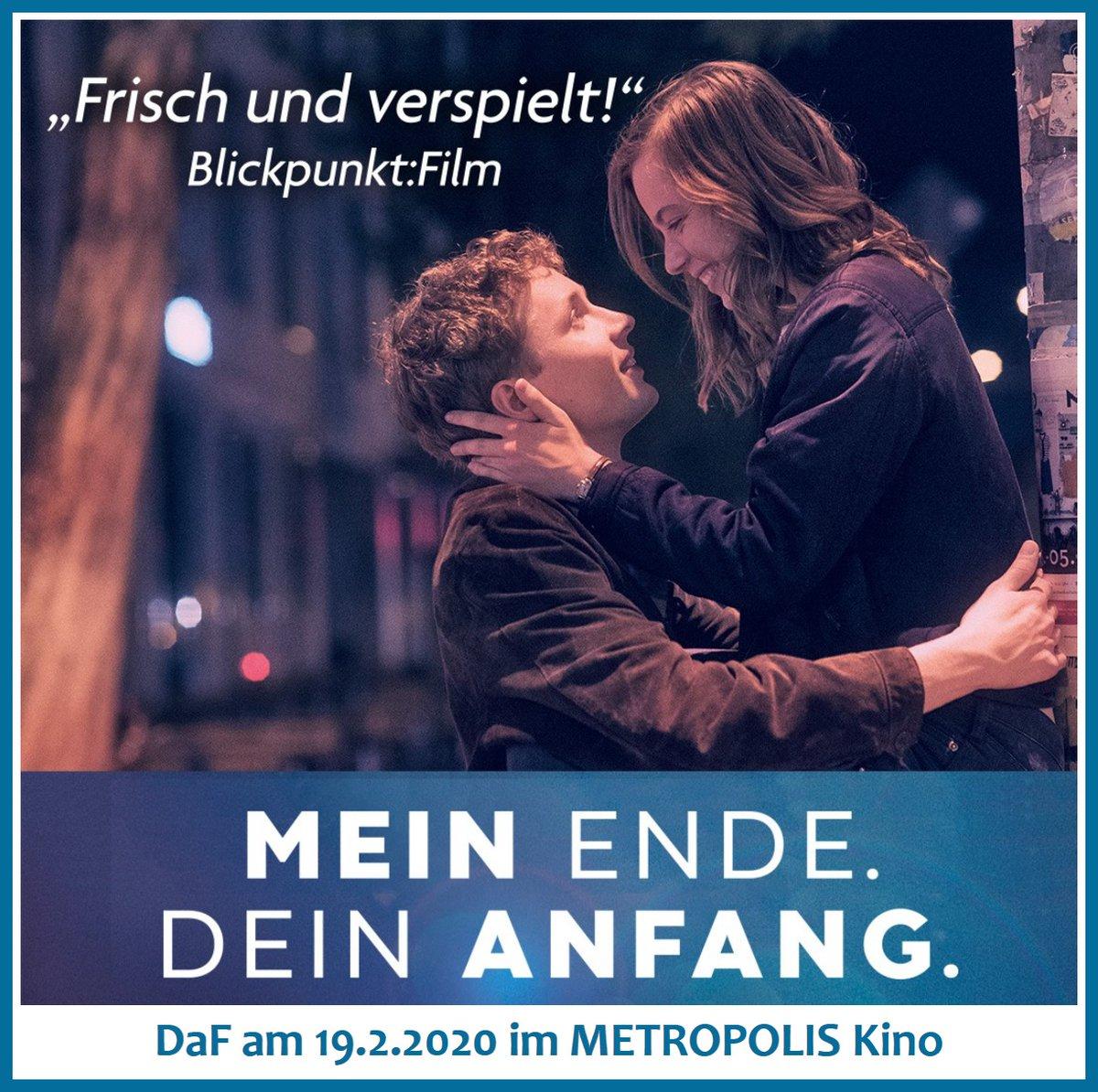 Am 19.2.2020 (19:00) bei #DaF im Metropolis Kino Hamburg: MEIN ENDE. DEIN ANFANG.  Am 15.12. war die Regisseurin Mariko Minoguchi zu Gast bei Deutsches Filminstitut und Filmmuseum https://www.facebook.com/ColonFilmTeam/posts/3907874695893187…  #MeinEndeDeinAnfang #DeutscherFilm pic.twitter.com/y09i3KuARm