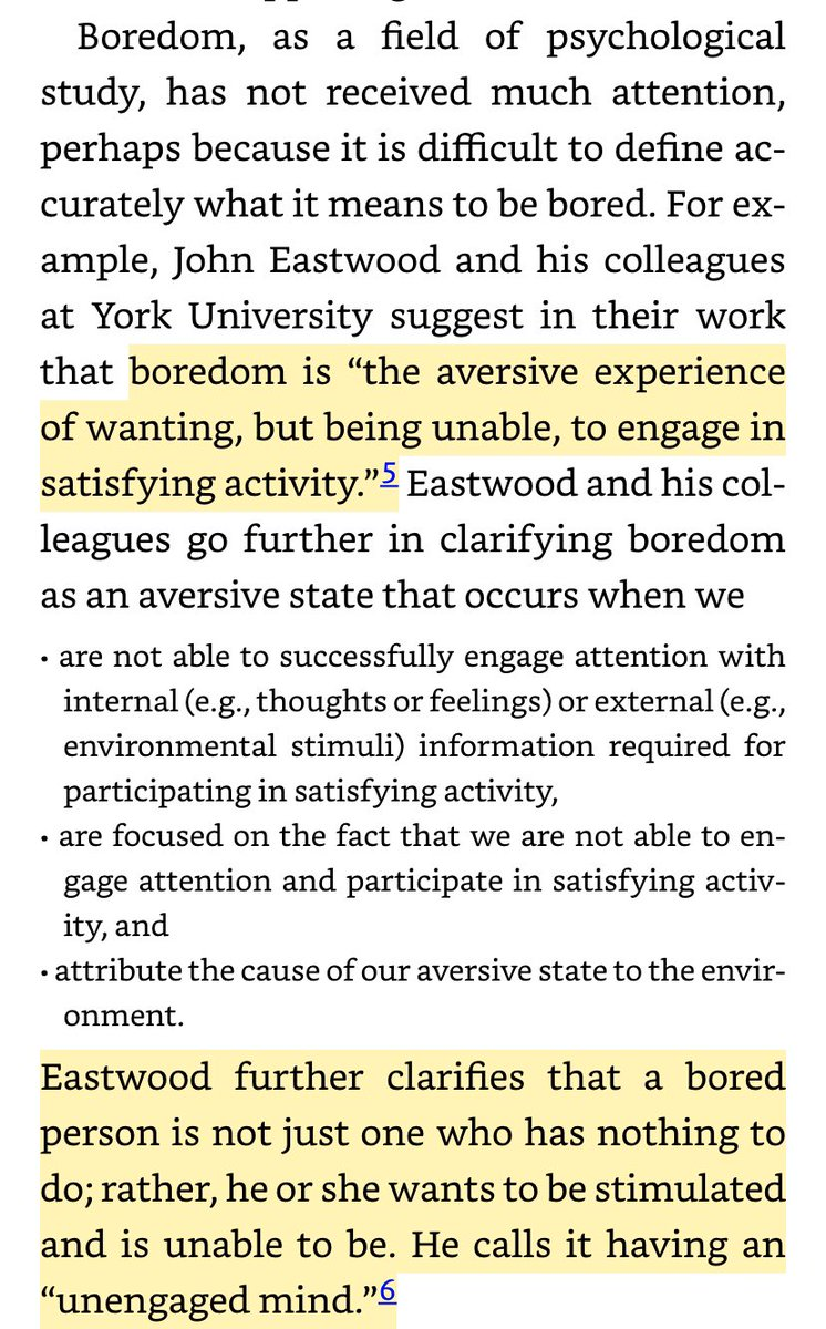 @DTWillingham I also like this from Gazzaley and Rosen: