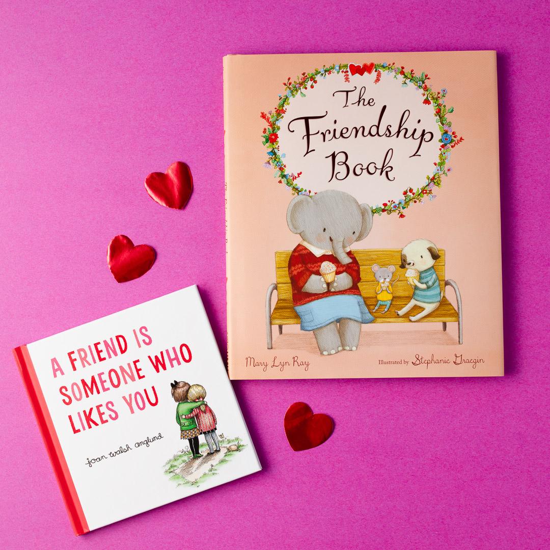 💕Celebrate friendship and the wonderful friends in your life. #IHEARTPictureBooks #hmhkids