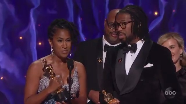 #Oscars Moment: Hair Love wins Best Animated Short Film!