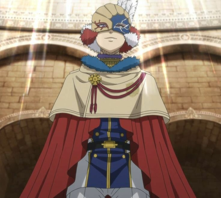 Н•Šð•–𝕞𝕚 Twitterren William Vangeance Is Honestly One Of The Most Fleshed Out Characters In Black Clover Despite Those Who Truly Dislike William Character He Actually Was Pretty Good Holding Depth