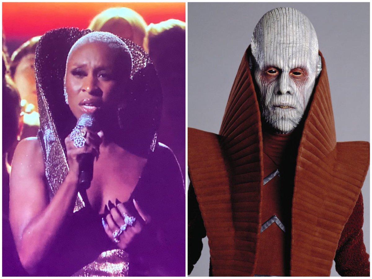 Who wore it better? #OscarSunday #oscarspic.twitter.com/gm14QUUJBw