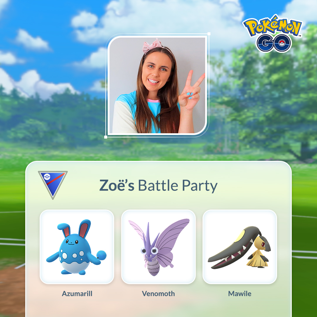 Is Venomoth your #PokemonGOBuddy? Maybe it should be in your #GOBattle team, too! According to @_ZoeTwoDots, Venomoth has some fantastic matchups against Pokémon like Toxicroak. Additionally, its Bug-type moves are great against Grass-, Psychic-, and Dark-type Pokémon.