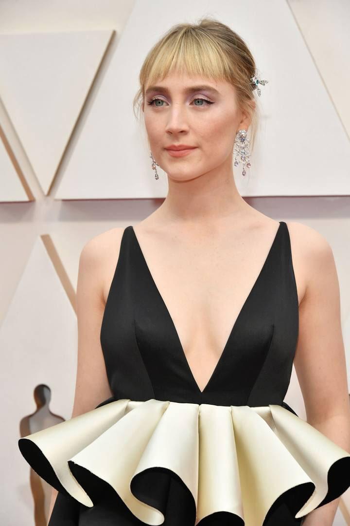 Those bangs 😍 #Oscars