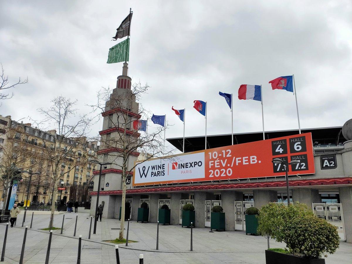 Stamattina è iniziato il @VINEXPO Paris, ecco alcuni scatti dal nostro stand!  Saremo qui fino al #12febbraio per farvi assaggiare il nostro #Valdobbiadene #ProseccoSuperiore #DOCG .  Ci trovate al Padiglione 7.1, Stand AB74. VI aspettiamo!
