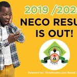Image for the Tweet beginning: NECO Releases November/December 2019 SSCE Result
