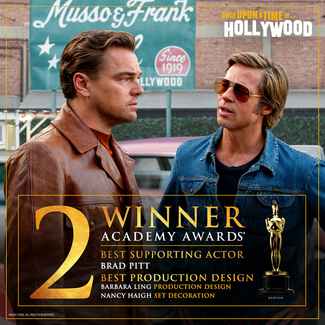 Movie Details Once Upon A Time In Hollywood That inspiration @KoolGadgetz.com
