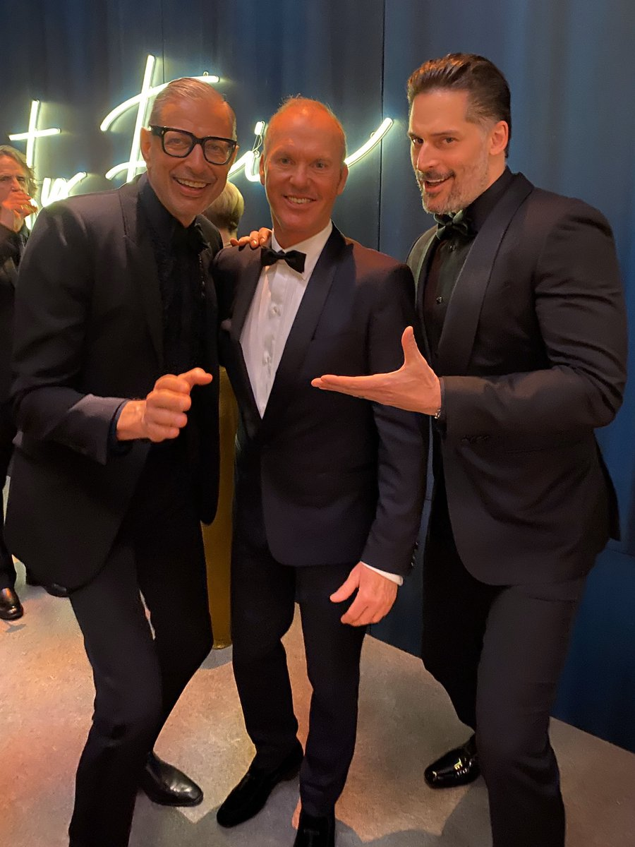 You can take the boys out of Pittsburgh... - #oscars #oscars2020