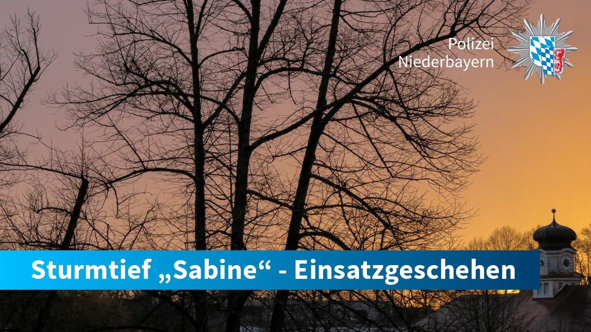 #SturmtiefSabine