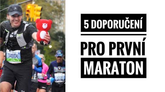5 doporučení pro první maraton https://www.prostebez.cz/treninkove-plany/maraton_doporuceni/… #prostebez #nycmarathonpic.twitter.com/YII8f8O4j0