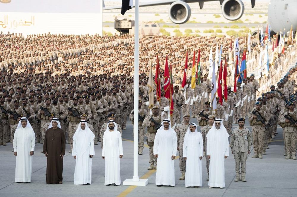 #UAE Celebrates Return of its Coalition Forces from #Yemen aawsat.com/node/2124091