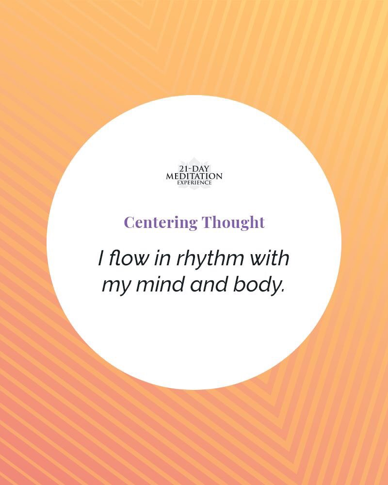 🧘🏻♀️ Every thought manifests in your body🧘🏻♀️   #Mindfulness #Anxiety #Stress #Overwhelm #Burnout #Worry #Acceptance #Awareness #Meditation #DeepakChopra #Oprah #Health #Wellness #Acceptance #AcceptanceAndCommitmentTherapy #PositivePsychology #PositiveThinking #Affirmations #SelfCare https://twitter.com/chopracenter/status/1225826668939444224…