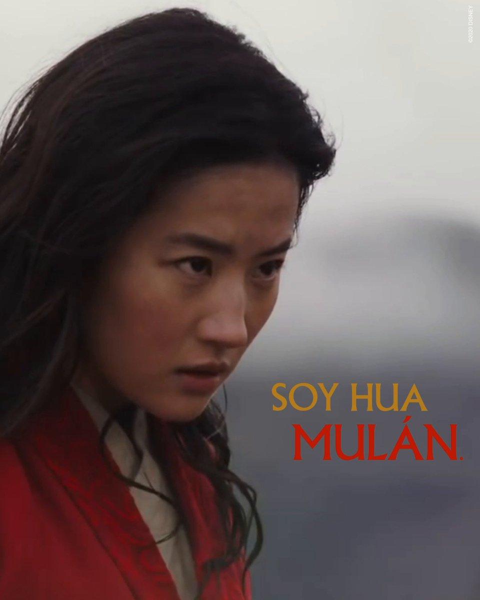 """""""Soy Hua Mulán"""". #Mulán, ¡muy pronto en cines!"""