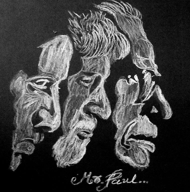 Handmade pencil sketch of the Great Poet Harivansh Rai Bacchan @HarivanshRai His son Great actor Amitabh bacchan @SrBachchan His son Great Superstar @juniorbachchan  . #AmitabhBachchan #AbhishekBachchan #harivanshraibachchan  #amitabhbacchan #filmgyan #BollywoodCelebs #Superstar