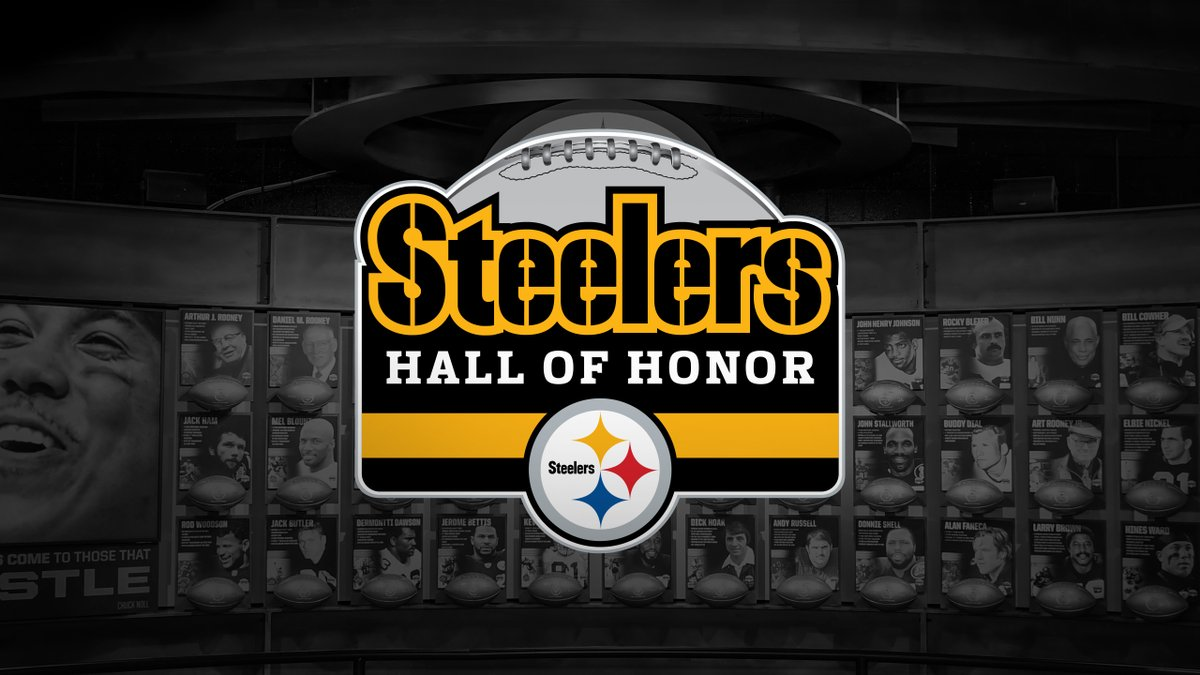 Its up to YOU to nominate @Steelers players into the 2020 #HallofHonor Class! NOMINATE NOW: bit.ly/3a5pMeO