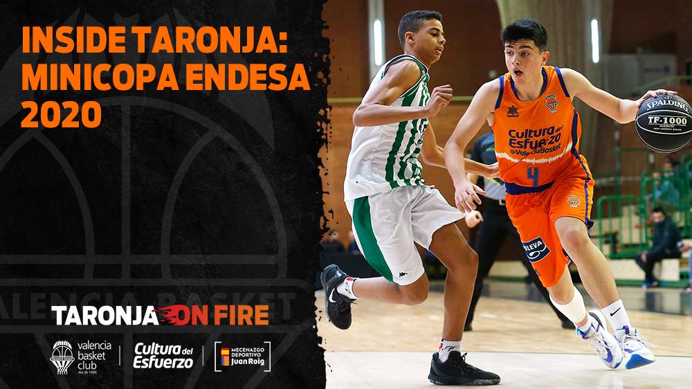 🎥👀🧡 Inside Taronja #MinicopaEndesa 2020 🤜🤛 @LAlqueriaVBC  Una Minicopa Endesa para recordar, colándonos entre los 4 mejores de España fieles a nuestros principios y luchando cada minuto. ¡Seguimos aprendiendo, chicos!
