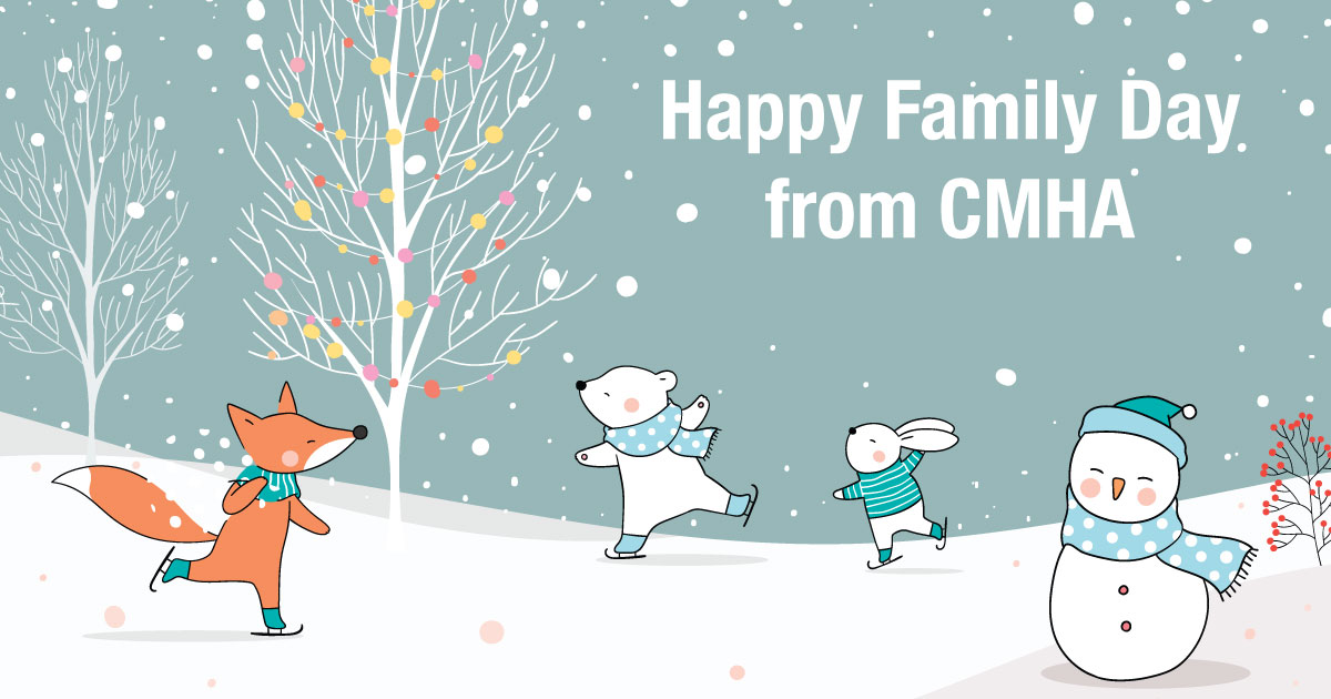test Twitter Media - Happy Family Day from CMHA! Wishing everyone an enjoyable and safe long weekend. https://t.co/u8JocvLO6d