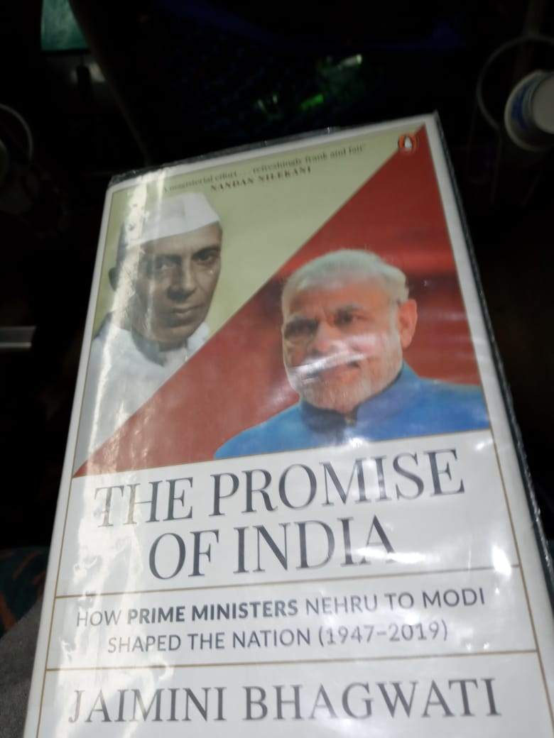A recommended reading for all those interested in knowing the contribution of  all the 14 PMs after independence. The author is an IFS offr who retired recently and is totally unbiased in his opinion. A must for all libraries. pic.twitter.com/QDFbGSjxgG