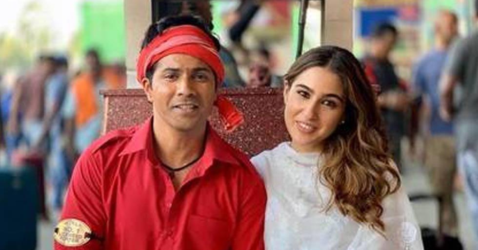 Varun Dhawan And Sara Ali Khan head to Goa to shoot a romantic number http://dlvr.it/RQC7dDpic.twitter.com/GkerETAf42