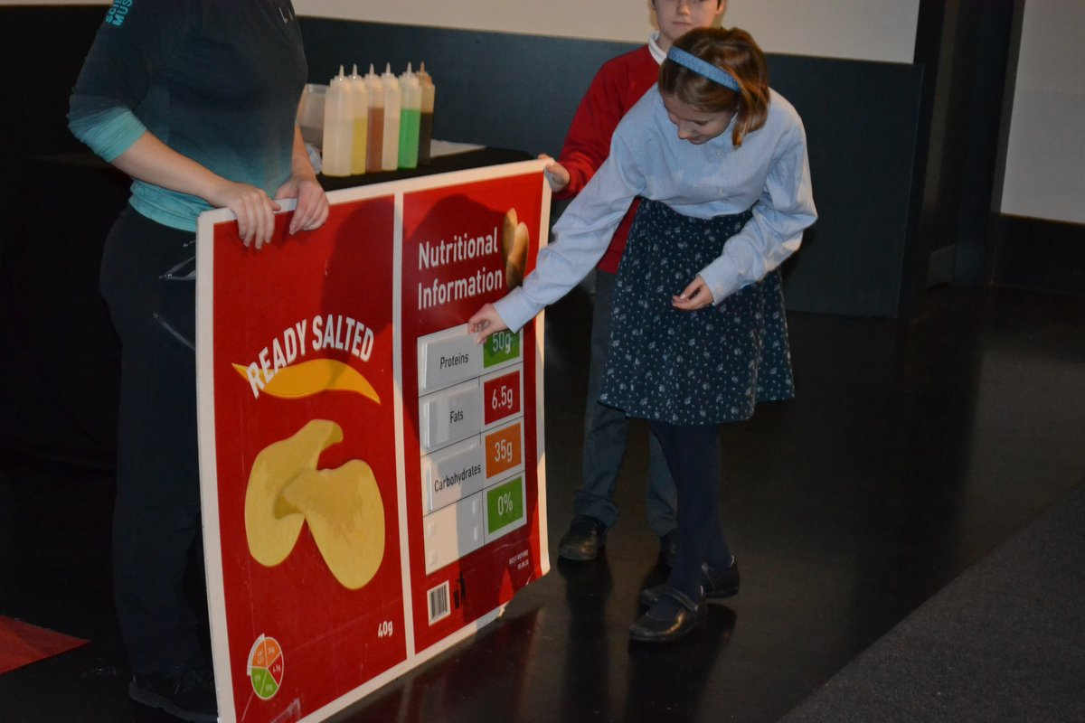 Year 6 had a wonderful trip to the @sciencemuseum last week. The trip linked well with our class topics such as the #digestive system and the #humanbody, including an interesting endoscopic video of the large and small intestine Have a great half-term 6R – you deserve the rest. pic.twitter.com/s0EjLX7HyS