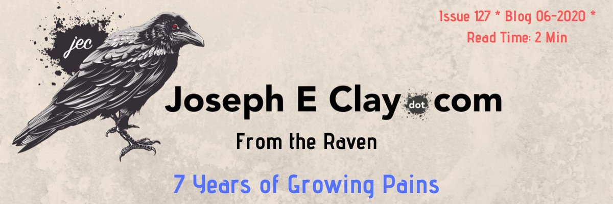 Read all about why Joseph E Clay Dot Com decided it was time to step out from the shadows. http://ow.ly/YhUf50yo1kk #independentpublishing #parentcompany #ThunderHorsePublishing #thecorral #onlinemagazine #retail #independentauthor #blogger #writingcommunitypic.twitter.com/VCZKojr5iL