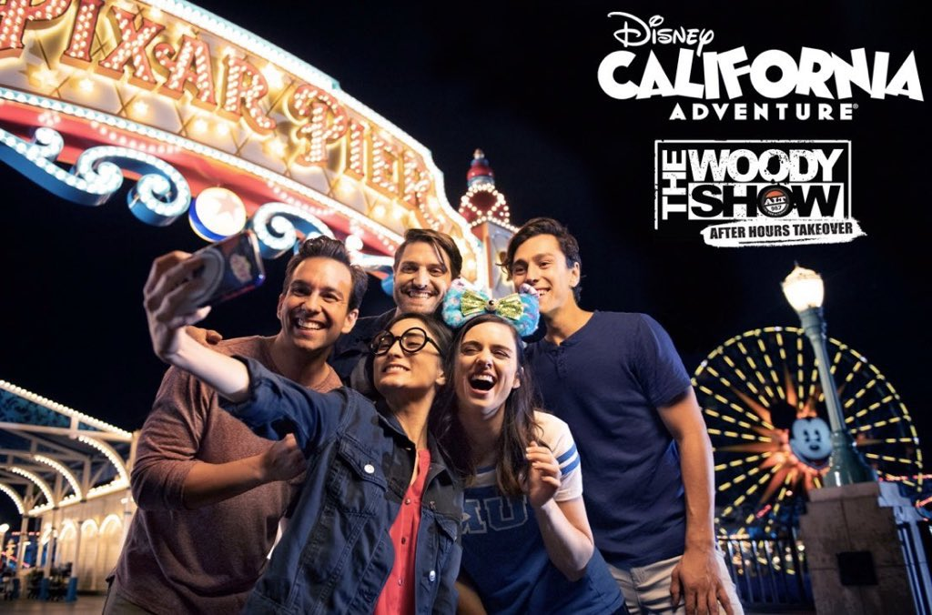 GIVEAWAY! Win a 4 pack to join us at our private event at DISNEY CALIFORNIA ADVENTURE!! If you live in LA or the OC area do the following. #ALTsweepstakes   TO ENTER:  1 Follow us & Retweet this post
