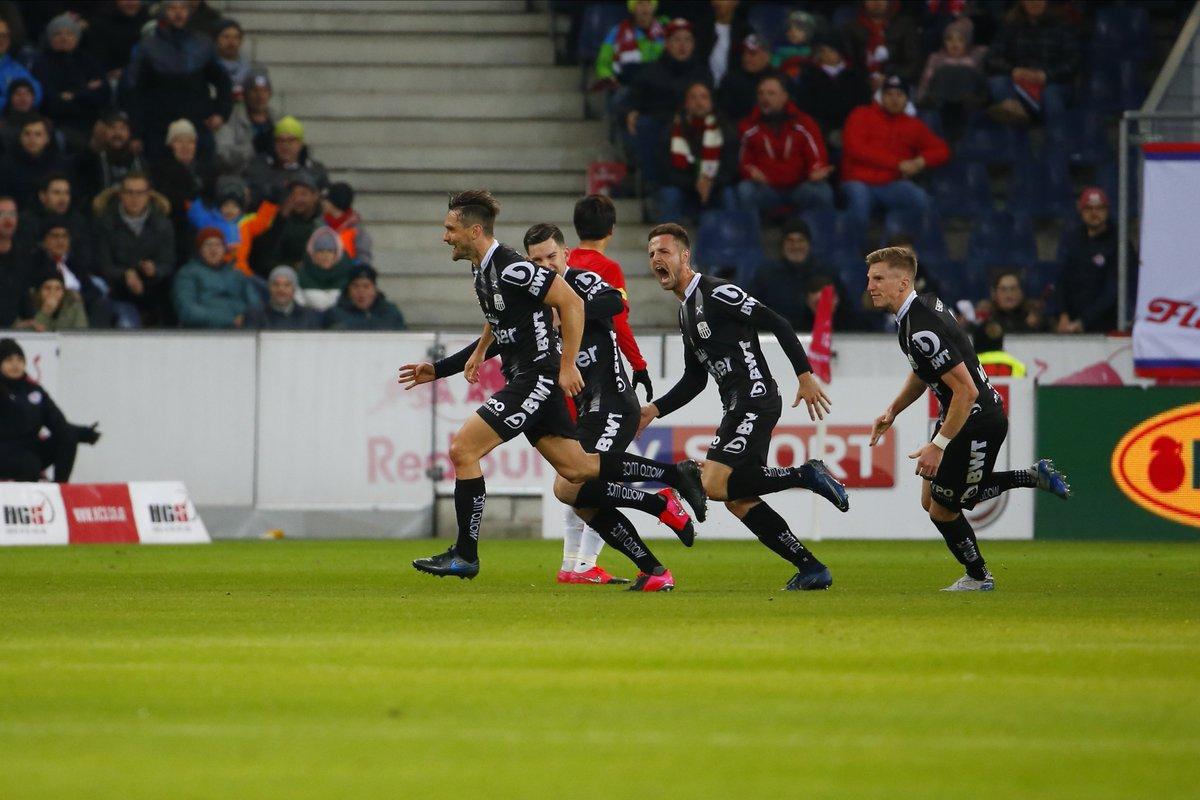 🇦🇹 LASK = top of the Austrian Bundesliga 💪  #UEL
