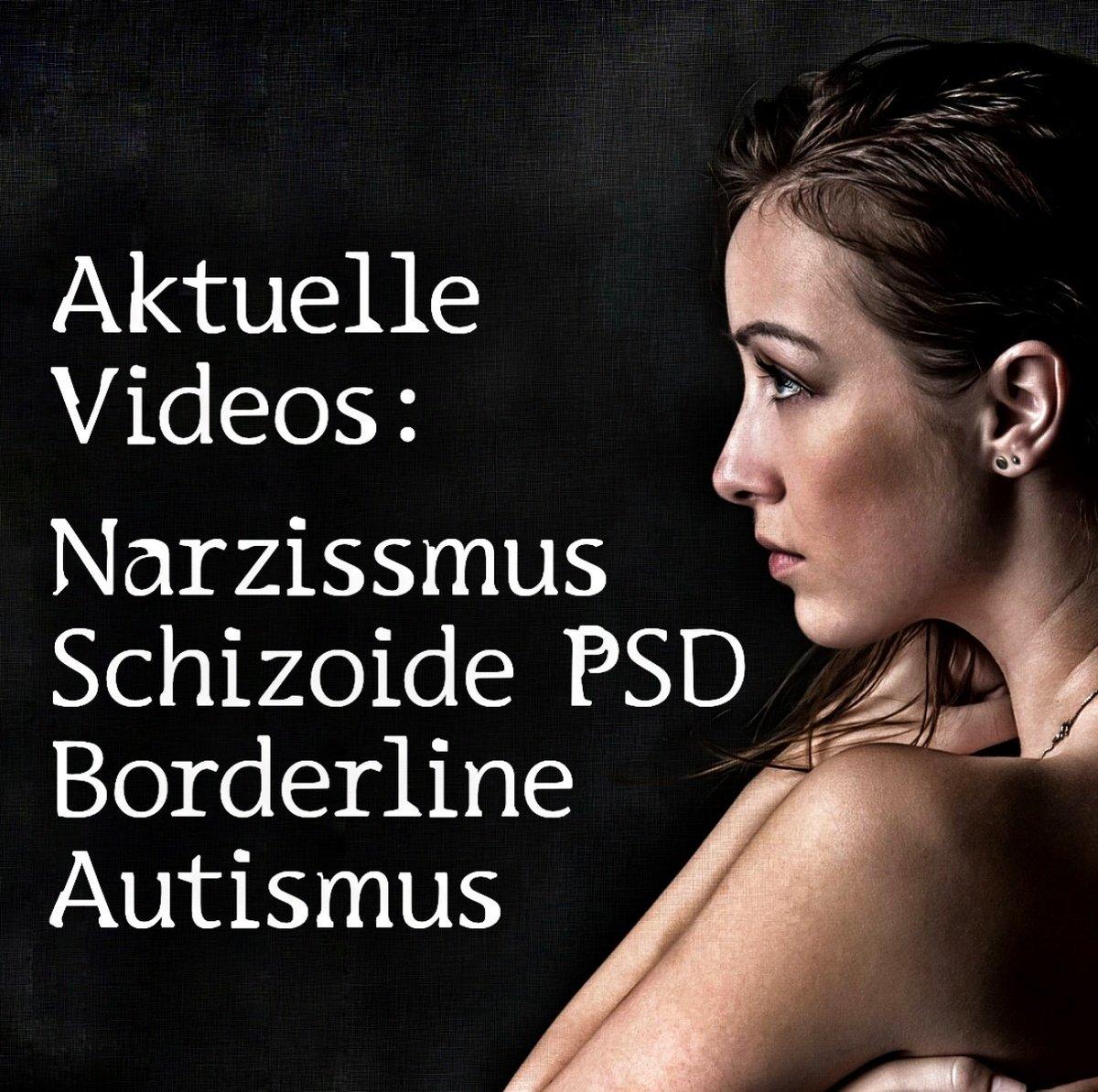 Auf vielfache Nachfrage habe ich mal wieder ein Video zum Thema Schizoide Persönlichkeitsstörung für euch im Kasten - denn diese wurde aus dem aktuellen DSM5 gelöscht! #Schizoid Außerdem in den nächsten 14 Tagen: #Narzissmus, #Borderline, #Autismus und #Persönlichkeitsentwicklung
