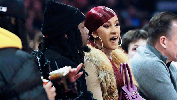 Cardi B sizzled at the NBA All Star Game! http://hollywood.li/2lV0Xkcpic.twitter.com/faXXK1sKzY