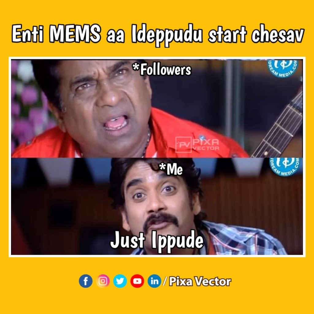 Konchem support cheyyandamma . . . . . . . . . . . . . . . #graphicdesign #graphicdesigner #telugugraphicdesigner #graphicdesignermemes #designermemes #meme #firstmeme #funnymemes #memorablemoments #oldmemories #pixavector #indianmemes #softwarememes #photoshopmemes #clientmemespic.twitter.com/A5OEZefYPW