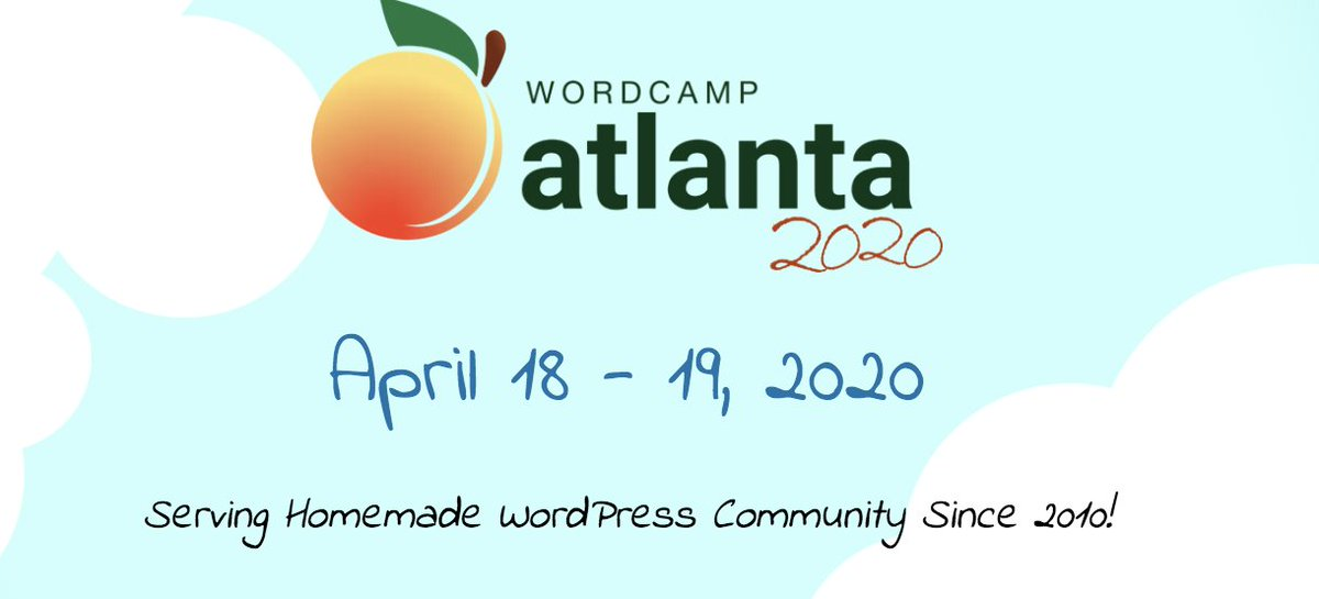 We are super excited to announce that our Co-Founder and President, Donata Kalnenaite, will be speaking about privacy at WordCamp Atlanta! https://2020.atlanta.wordcamp.org/speakers/ #wordcamp #wordcampatl #wcatl #wordcampatlanta #wordpress #agency #agencylife #privacypic.twitter.com/qxuKCqWEIO