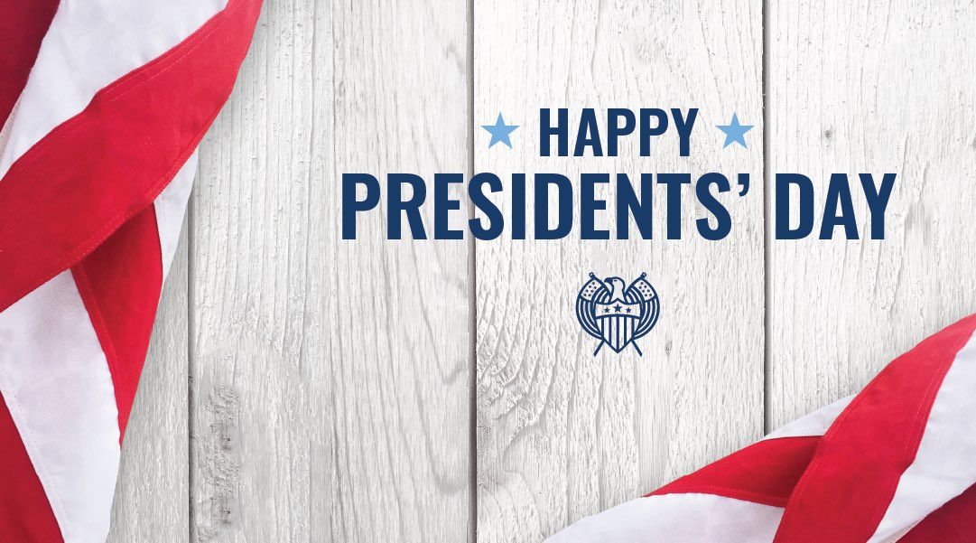 Happy Presidents' Day! Today, we honor all those who have served as our nation's chief executive. I am proud to represent Illinois—the land of Lincoln—in the U.S. Senate, and to celebrate the legacy of the four historic presidents who have called our great state home.