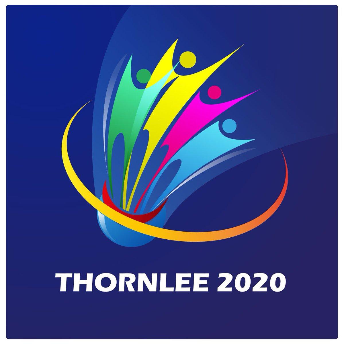 Entries now open for Thornlee 2020... visit http://www.facebook.com/langsidebadminton… for full info #Glasgow #badminton